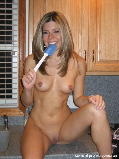 Real neighborhood milf